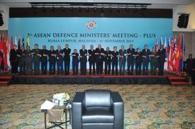 3rd ADMM-Plus, Kuala Lumpur, 4 November 2015