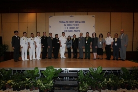 2nd ADMM-Plus EWG on MS, Kota Kinabalu, 8-10 February 2012