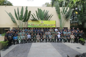 ADMM-Plus Peacekeeping Operations and Humanitarian Mine Action Field Training Exercise