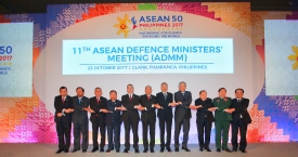 11th ADMM, Clark, the Philippines, 23 October 2017