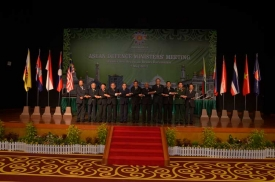7th ADMM, Bandar Seri Begawan, 7 May 2013
