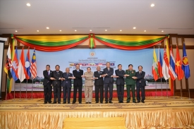 8th ADMM, Nay Pyi Taw, 20 May 2014