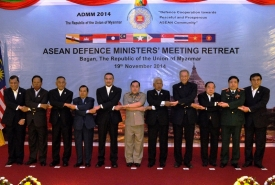 ADMM Retreat, Bagan, 18-19 November 2014