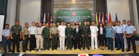 ASEAN Logistics Support Framework Table-Top Exercise, Brunei Darussalam, 25-26 January 2016