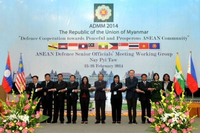 ADSOM WG, Nay Pyi Taw, 25-26 February 2014